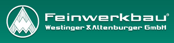Logo Feinwerkbau - Westinger &amp; Altenburger GmbH